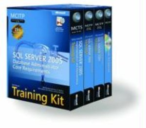 McItp Self-Paced Training Kit (Exams 70-431, 70-443, 70-444): Mi