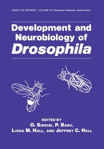Development and Neurobiology of Drosophila