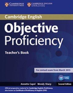 Objective Proficiency. Teacher's Book