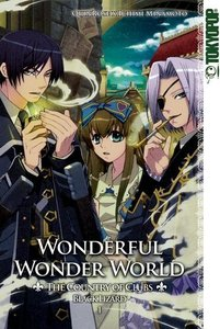 QuinRose: Wonderful Wonder World - The Country of Clubs