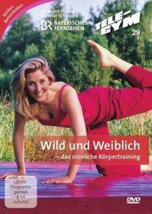 Tele-Gym 29. Wild und Weiblich. DVD-Video