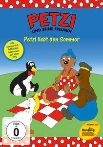 Petzi und seine Freunde - Petzi liebt den Sommer