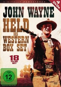 John Wayne Collection - Held des Western Box Set