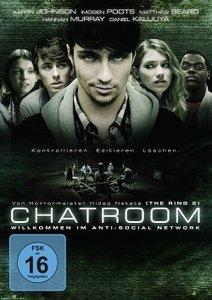 Chatroom-Willkommen im Anti-Social Network