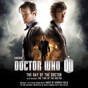 Doctor Who-Day Of The Doctor/Time Of The Doctor