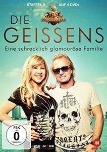 Die Geissens-Staffel 9 (4 DVD)