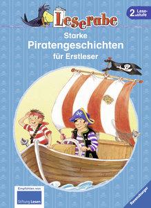 Hagemann, B: Starke Piratengeschichten für Erstleser
