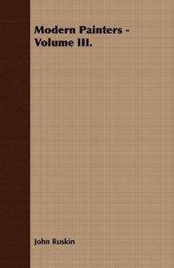 Modern Painters - Volume III.