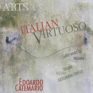 Italian Virtuoso-Guitar Works