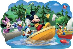 Disney Mickey Mouse Clubhouse - Kontur - Bodenpuzzle