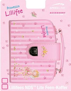 Prinzessin Lillifees NDS Köfferchen / Koffer