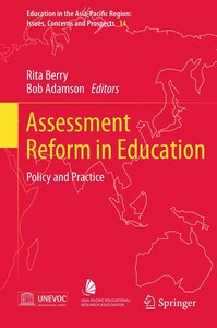 Assessment Reform in Education