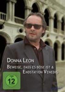 Donna Leon: Beweise, dass es böse ist / Endstation Venedig
