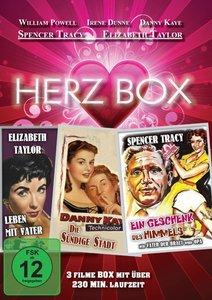 Herz Box: Ein Leben Mit Vater/Die Sündige Stadt...