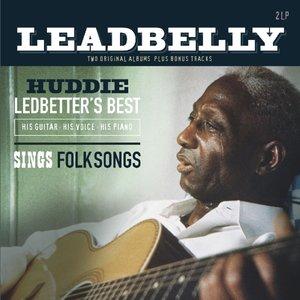 Huddie Ledbetter\'s Best-His Guitar,His Voice..