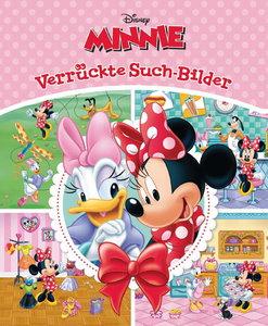 Minnie - Suchbilder - Disney Verrückte Such Bilder (klein)