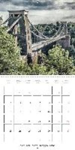 Great British Contemporary Landscapes (Wall Calendar 2015 300 ×