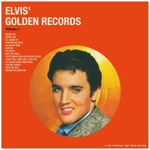 Elvis' Golden Records Volumen 1 (Limited 180g Vinyl)