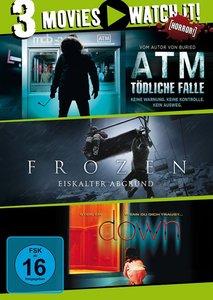 ATM/Frozen/Down