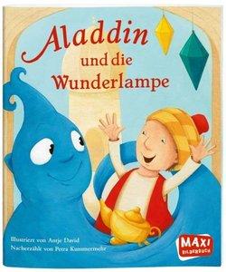 Aladdin und die Wunderlampe (Maxi)