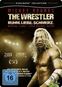 The Wrestler. SteelBook Collection