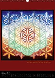 Die heilige Blume des Lebens - Mandalas von Istvan Seidel