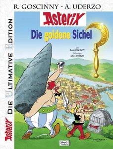 Asterix: Die ultimative Asterix Edition 02. Die Goldene Sichel