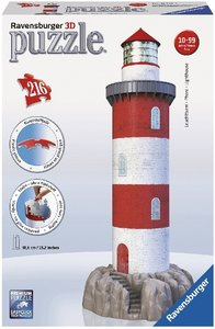 Ravensburger 12565 - Leuchtturm in der Brandung