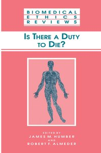 Is There a Duty to die?
