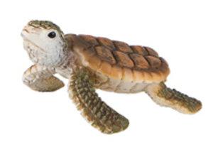 BULLYLAND 63569 - Meeresschildkrötenjunges, ca. 6,5 cm