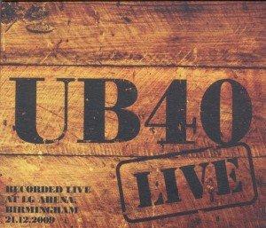 Live (At Birmingham LG Arena)