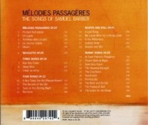 Melodies Passageres