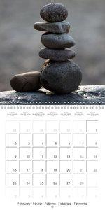 The island of Rügen (Wall Calendar 2015 300 × 300 mm Square)