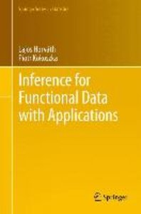 Inference for Functional Data with Applications