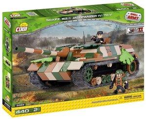 COBI 2483 - Sd.Kfz. 162/I Jagdpanzer IV/70 (V), Small Army, grün