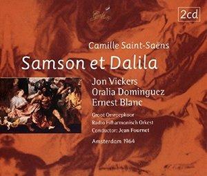 Samson Et Dalila (GA)