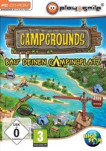 Campgrounds - Bau deinen Campingplatz