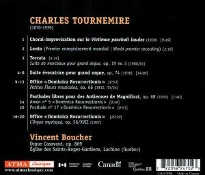 Tournemire: Resurrectio