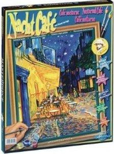 Schipper 609130359 - Nachtcafe von V. Van Gogh, MNZ, Malen nach