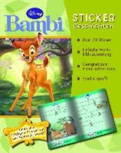 Disney - Bambi Stickerbuch