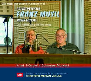 Privatdetetktiv Franz Musil-