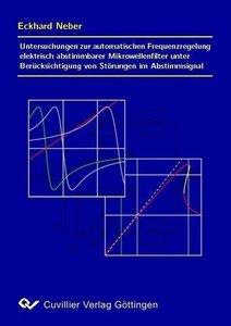 Untersuchungen zur automatischen Frequenzregelung elektrisch abs