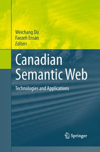 Canadian Semantic Web