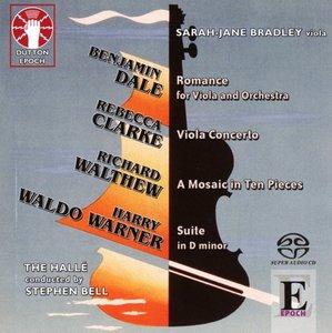 Musik Für Viola & Orchester