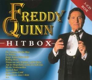 Freddy Quinn Hitbox