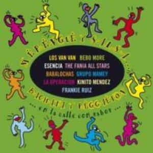 Merengue Y Salsa-Bachata Y Reggae