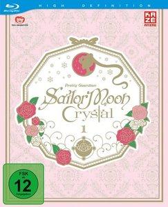 Sailor Moon Crystal - Blu-ray 1 + Sammelschuber