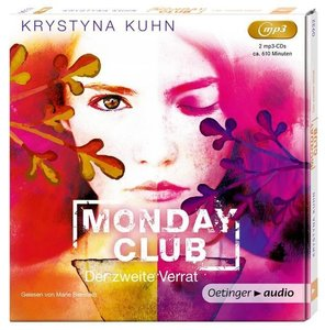 Monday Club 02. Der zweite Verrat (2 mp3 CD)