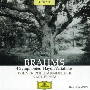 Sämtliche Sinfonien 1-4 (GA)/Haydn-Variationen