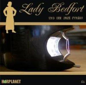 Lady Bedfort 68. Die drei Furien